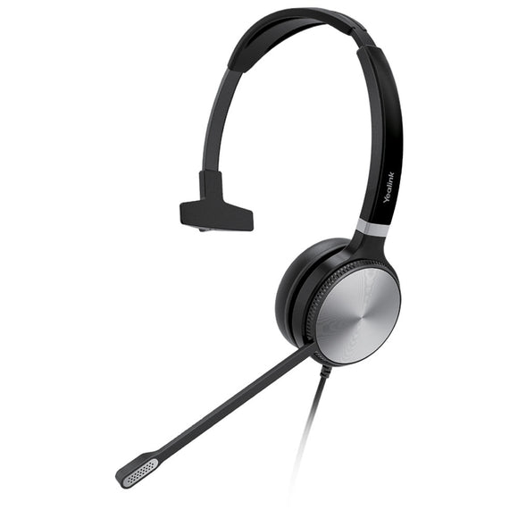 Yealink UH36 Mono Wideband Noise Cancelling Headset - USB / 3.5mm Connections, Microsoft Teams, Skype for Business