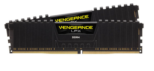 Corsair Vengeance LPX 64GB (2x32GB) DDR4 4000MHz C16 1.35V Black Aluminum Heat Spreader Desktop Gaming Memory