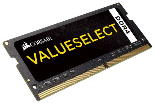 Corsair 8GB (1x8GB) DDR4 SODIMM 2133MHz C15 1.2V Value Select Notebook Laptop Memory RAM