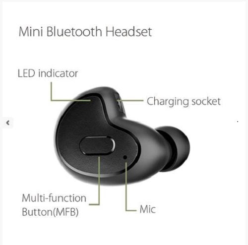 Avantree Apico - Mini Bluetooth Headset