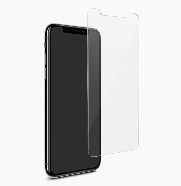 EFM IMPACT GLASS FOR IPHONE 11 PRO MAX & XS MAX - BLACK FRAME- Superior, market leading impact-resistant iPhone screen protection