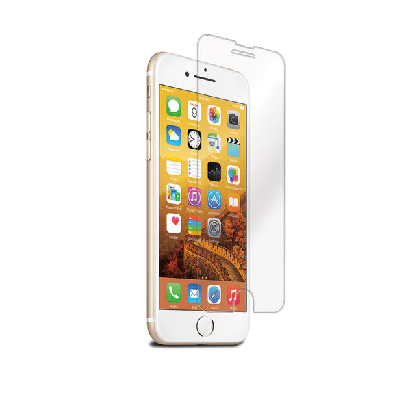 Cleanskin Tempered Glass Screen Guard- For iPhone 7/8 Clear