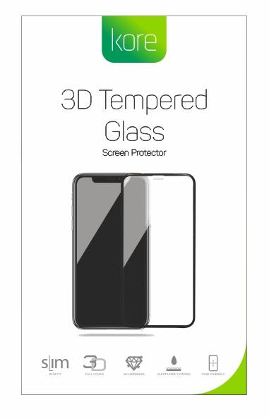 Kore Samsung Galaxy Note20 Tempered Glass Screen Protector- Super Clear