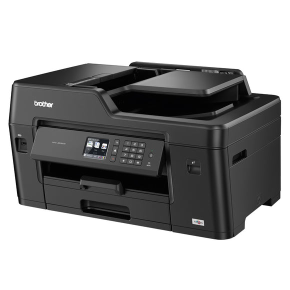 Brother J6530DW Business A3 Inkjet Multi-Function Centre with 2-Sided Printing