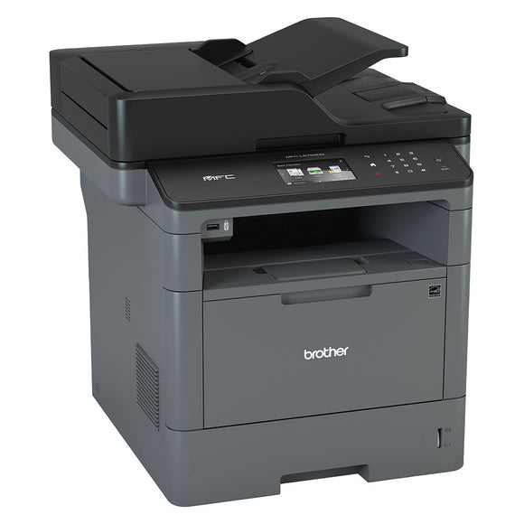 Brother MFC-L5755DW WIRELESS HIGH SPEED MONO LASER MULTI-FUNCTION CENTRE WITH 2-Sided PRINTING &SCAN  (40PPM, 250 Sheets Paper Tray,9.3cm touch screen