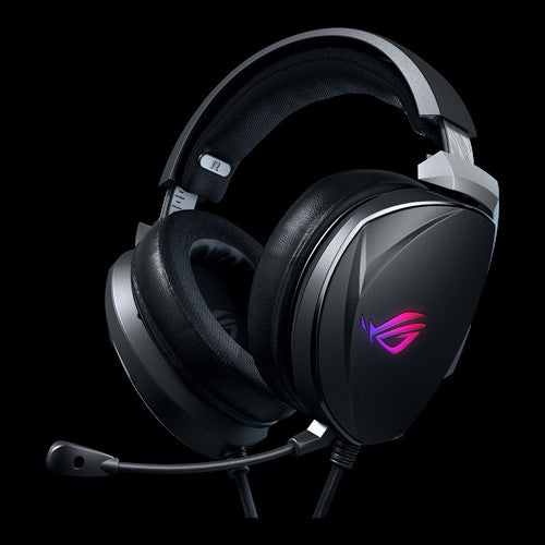 ASUS ROG THETA 7.1 Surround Sound, AI Noise Cancelling Microphone, USB-C PC MAC PS4 Nintendo Switch and Smart Devices