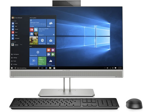 HP 800 EliteOne G5 AIO, 23.8' TOUCH i7-9700 8GB 256GB SSD WIN10 PRO HDMI HP WEBCAM KB/Mouse 3YR ONSITE WTY W10P All-in-one Desktop PC (7NX96PA)