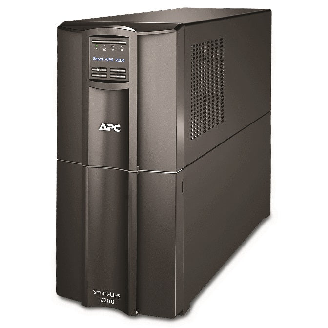 APC Smart UPS 2200VA LCD 1980W/USB/Smartslot/3Yr Wty With SmartConnect