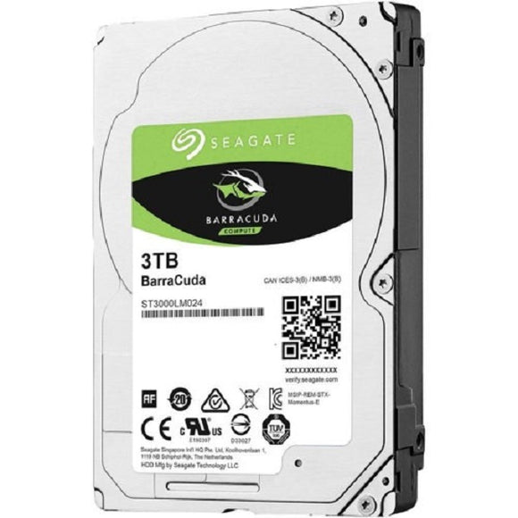 SEAGATE ST3000LM024  3TB 2.5