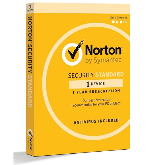 (RETAIL, 1D, 1YR) NORTON SECURITY STANDARD 3.0