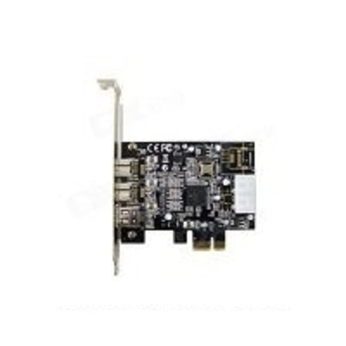 2 PORT FIREWIRE 1394A PCI-E CARD