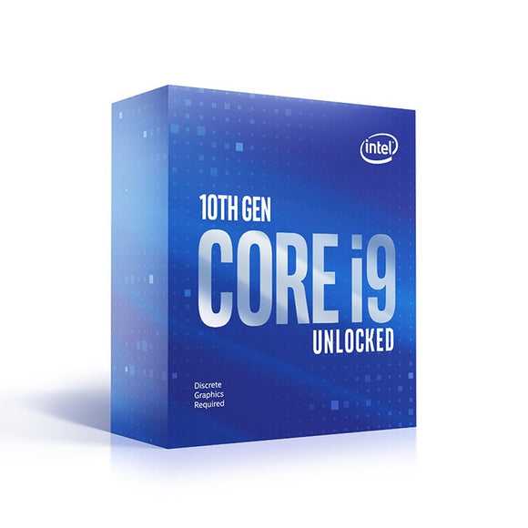 Intel i9 10850K BX8070110850K CPU 10 core skt1200 no Fan