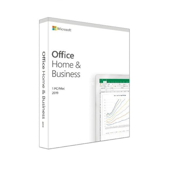 T5D-03251 Microsoft Office Home and Business 2019