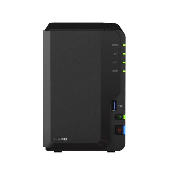 Synology DS218+ Diskstation 2 Bay NAS