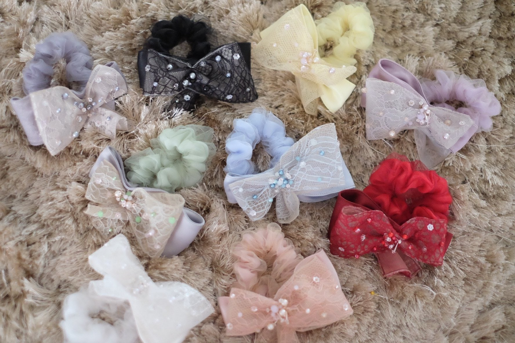Montague Scrunchies