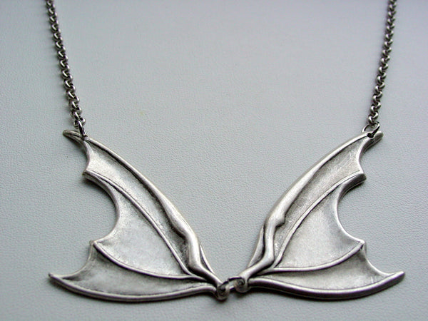 Warehouse 13 Claudia Donovan Bat Wing Necklace