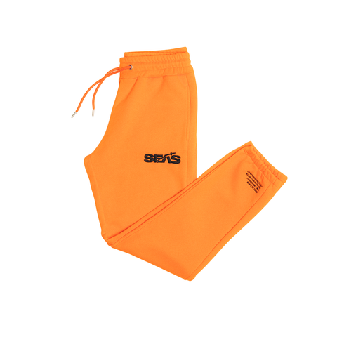 EXPLORER TRACKSUIT - BOTTOM ORANGE