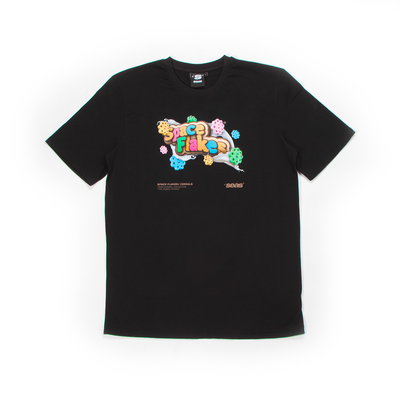 SPACE FLAKES®️ - T-SHIRT NOIR