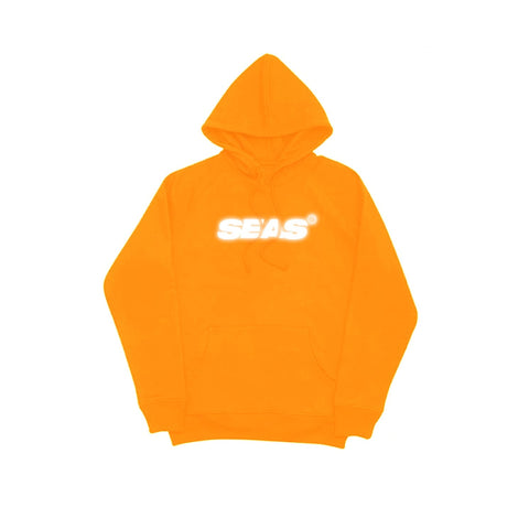 HOODIE SEAS ORANGE — REFLECTIVE