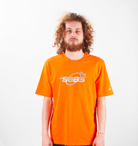 ORBIT REFLECTIVE - T-SHIRT ORANGE