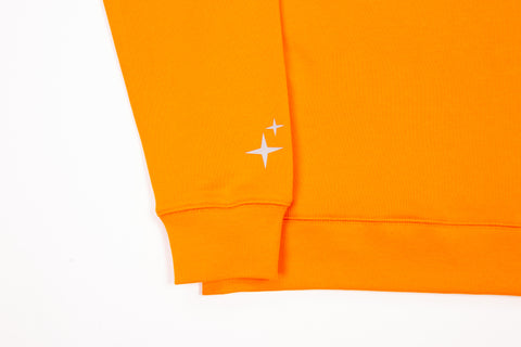 ORBIT REFLECTIVE - HOODIE ORANGE