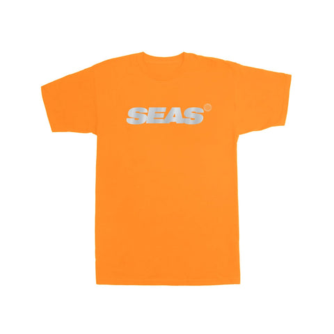 T-SHIRT SEAS ORANGE — REFLECTIVE