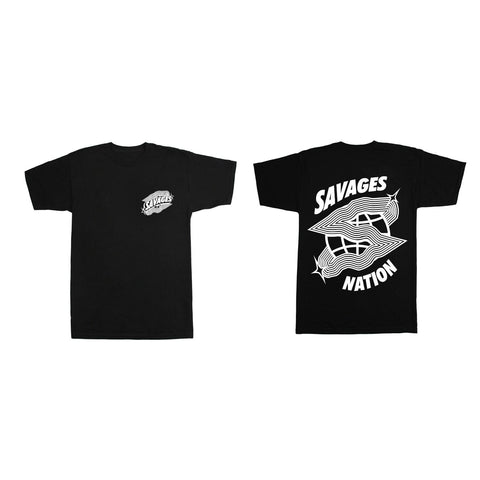 T-SHIRT SAVAGES NATION
