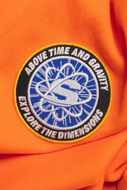 EXPLORER TRACKSUIT - TOP ORANGE