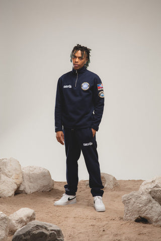 EXPLORER TRACKSUIT - TOP NAVY