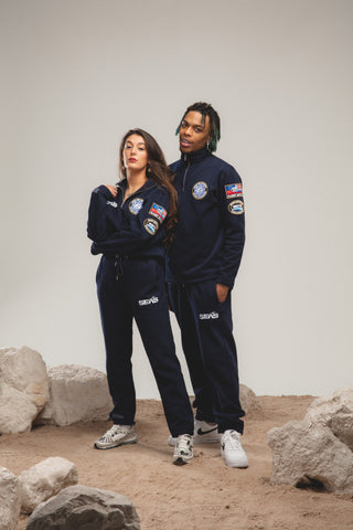 EXPLORER TRACKSUIT - BOTTOM NAVY
