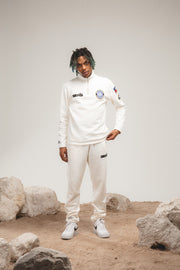 EXPLORER TRACKSUIT - BOTTOM BLANC CRÈME