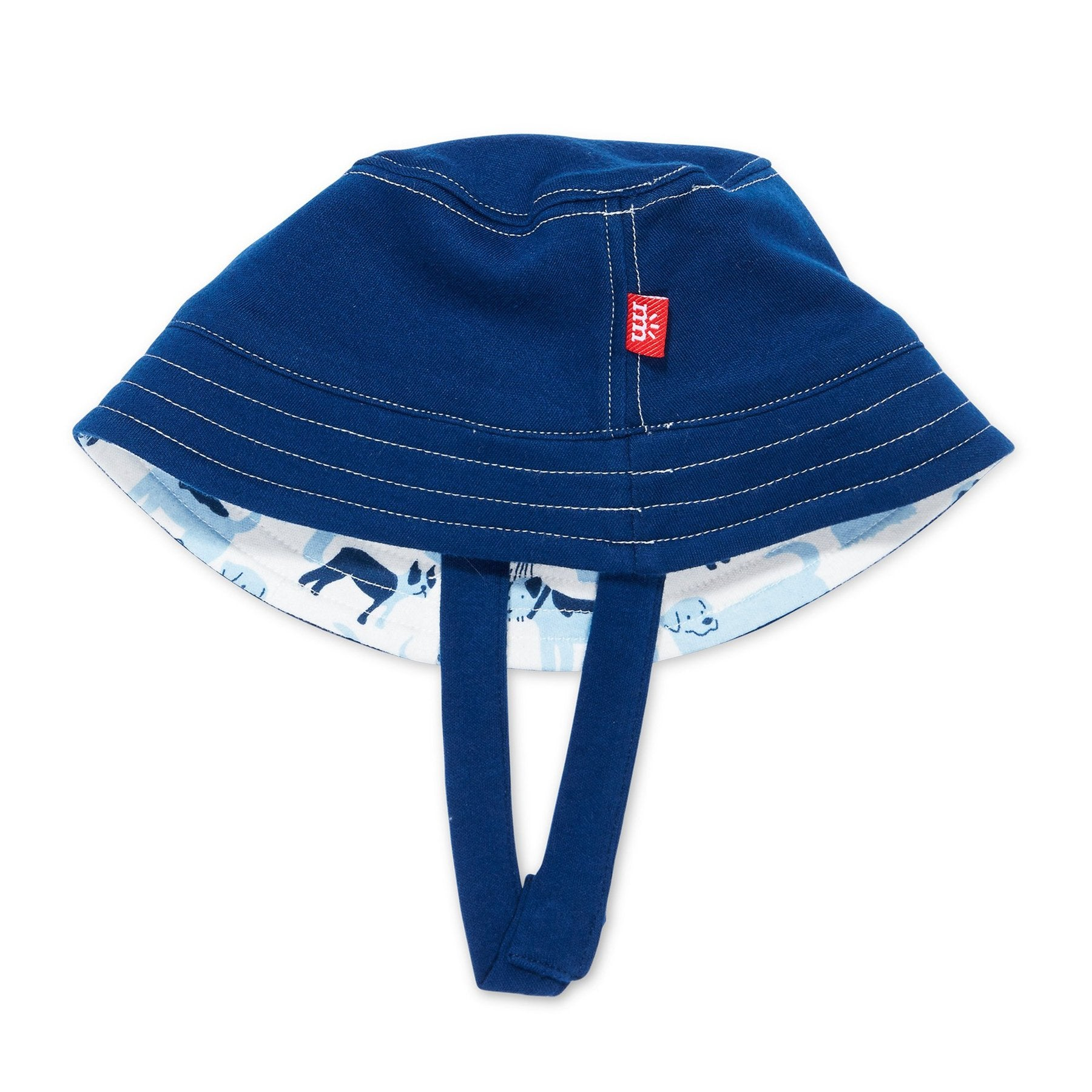 Organic Reversible Bucket Hat