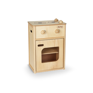 Wooden Pretend Play Kitchen Stove