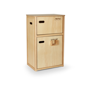Wooden Pretend Play Refrigerator