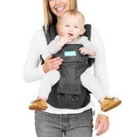 Moby 2-in-1 Baby Carrier & Hip Seat