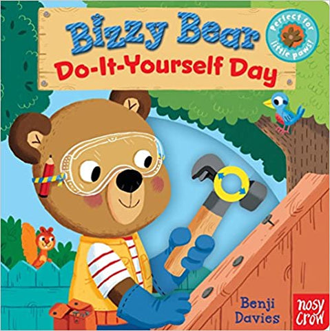 Bizzy Bear: Do It Yourself Day