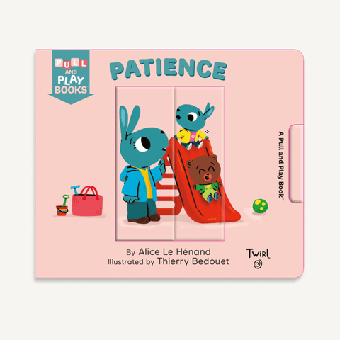 Pull and Play Book: Patience