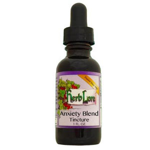 Herb Lore Anxiety Blend Tincture