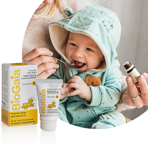 Biogaia Protectis with Vitamin D