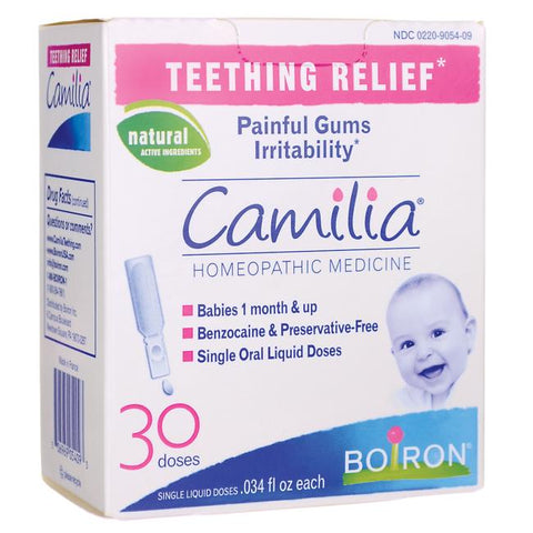 Camilia Teething Relief