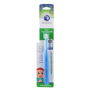 Brilliant Baby Toothbrush 4m+