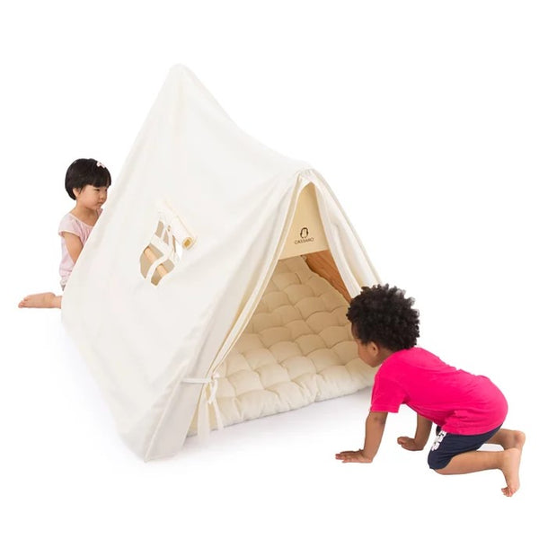Natural Play Tent for Climbing Triangle