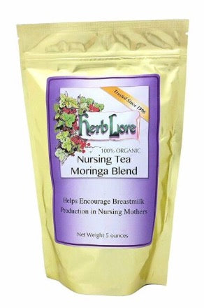Herb Lore Nursing Tea Moringa Blend