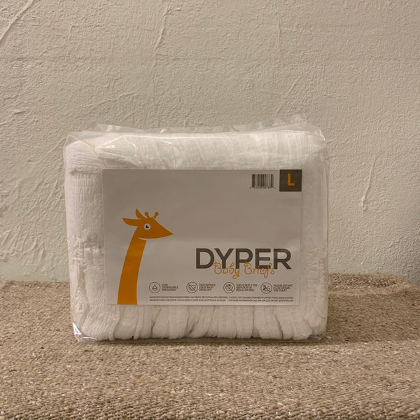 Dyper Compostable BRIEFS