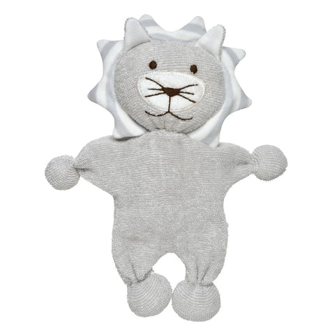 Organic Soft Flat Lion Toy Lovey