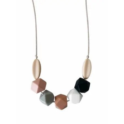 The Audrey Silicone Teething Necklace