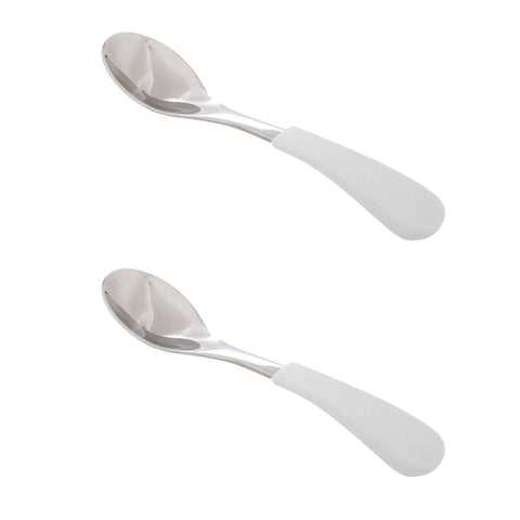 Stainless Steel Baby Spoons, 2 Pack