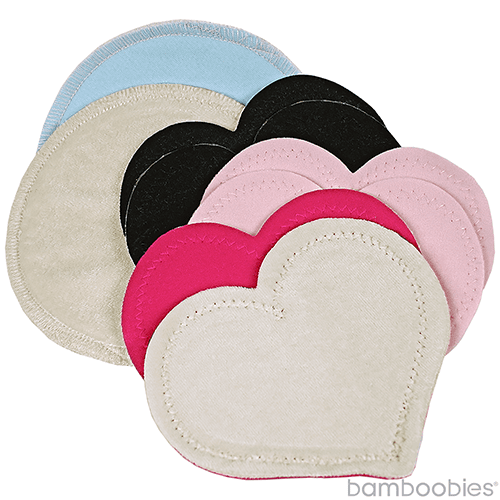 Bamboobies Nursing Pads Multi-Pack