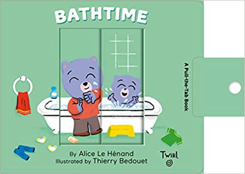 Pull and Play Book: Bathtime