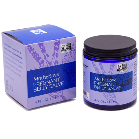 Pregnant Belly Salve